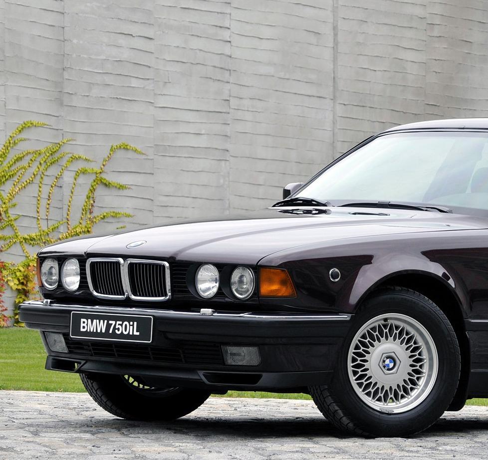 BMW 7 серии Е32, БМВ 7 серии, БМВ E32
