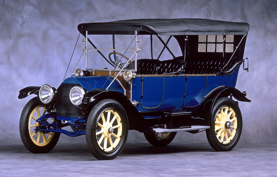 Cadillac Model 30 Self Starter, Cadillac, Кадиллак Модель 30